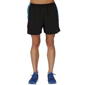 Dare 2b Men's Undulate Sports Shorts - Black