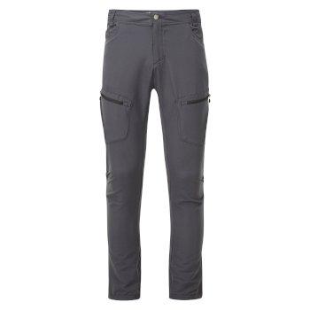 Tuned In II Walkinghose Mit Mehreren Taschen Für Herren Grau