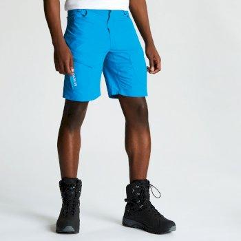 Tuned In II Walkingshorts mit mehreren Taschen für Herren Atlantikblau
