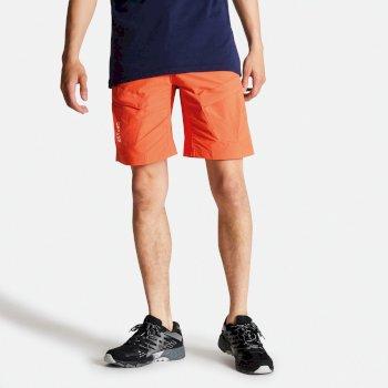 Tuned In II Walkingshorts mit mehreren Taschen für Herren Blaze Orange