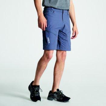 Tuned In II Walkingshorts mit mehreren Taschen für Herren Quarry Grey
