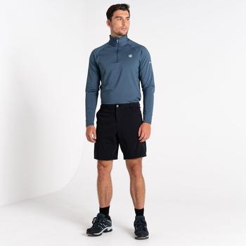 Tuned In II Walkingshorts Mit Mehreren Taschen Für Herren Schwarz