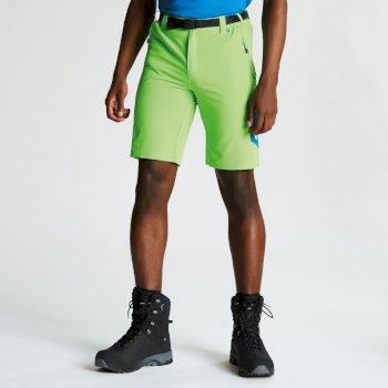 Disport leichte Herren-Shorts mit vielen Taschen grün