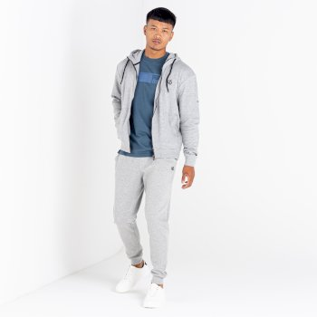 Dare 2b The Jenson Button Edit - Modulus Jogging Bottoms - Ash Grey
