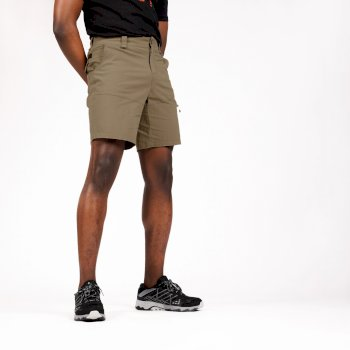Dare 2b Men's Tuned In Offbeat Cargo Shorts - Gold Sand