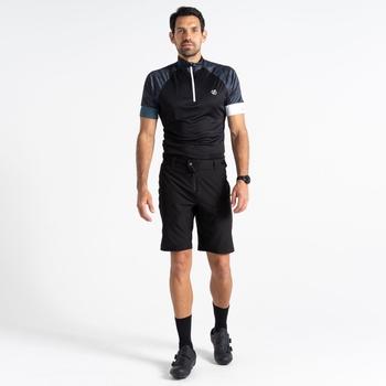 Duration Shorts Für Herren  Schwarz