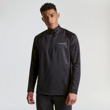 Dare 2B Men's Fuseline III Core Stretch Midlayer Black