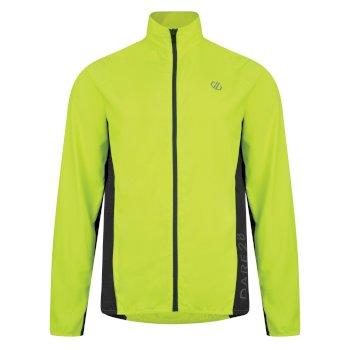 Ablaze Leichte Windshell-Jacke Für Herren Gelb