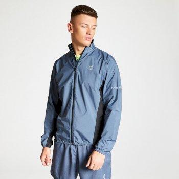 Ablaze leichte Windshell-Jacke für Herren Grau