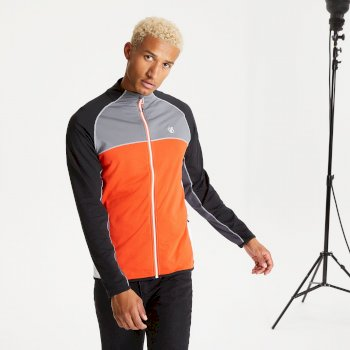 Riform II Core Stretch-Midlayer für Herren Rot