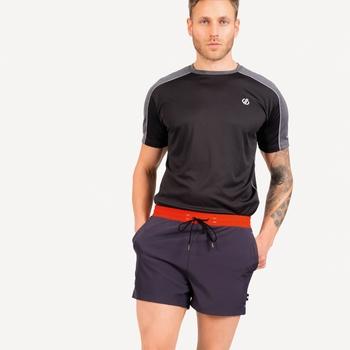 Jenson Button Kollektion - Cascade Leichte Shorts Für Herren Grau