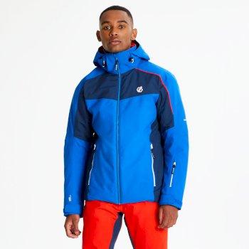 Intermit - Herren Skijacke Oxfordblau/Admiralblau