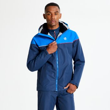 Cohere - Herren Skijacke Admiral Oxford Blue