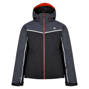 Dare2b Men's Expanse Ski Jacket - Ebony Black