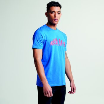 Dare 2b Men's Coerce T-Shirt - Nautical Blue