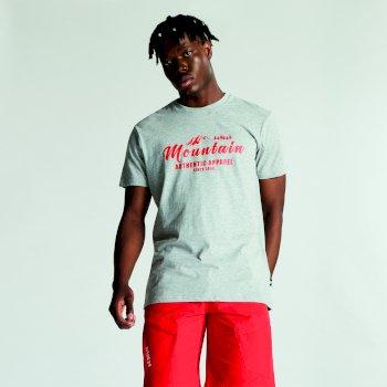 Dare2b Men's Pronto Graphic T-Shirt Ash