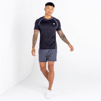 Peerless T-Shirt Für Herren Schwarz