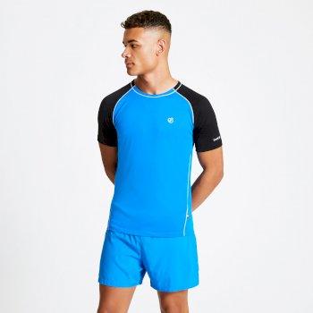 Peerless T-Shirt Für Herren Blau