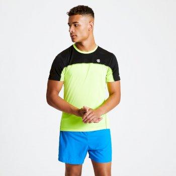 Notable leichtes T-Shirt für Herren Gelb