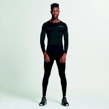 Zonal III Unterwäsche-Set für Herren schwarz