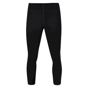 Exchange - Herren Baselayer-Leggings Schwarz