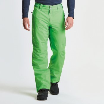 Dare2b Men's Certify II Ski Pants Fairway Green