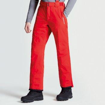 Dare 2b Men's Certify II Ski Pants - Code Red