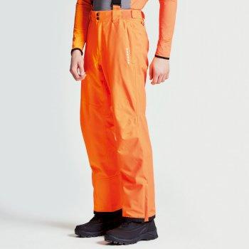 Certify II Herren-Skihose Orange