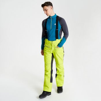 Intrinsic - Herren Skihose Citron Lime Ebony