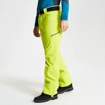 Absolute - Herren Skihose Citron Lime