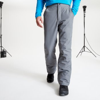 Dare2b Men's Ream Ski Pants - Aluminium Grey