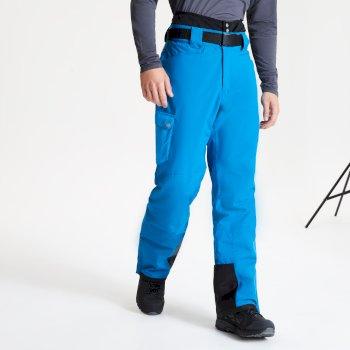 Absolute II wasserdichte, isolierte Skihose für Herren Blau