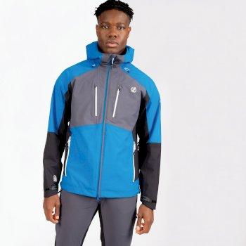 Soaring Wasserdichte Jacke Für Herren Blau