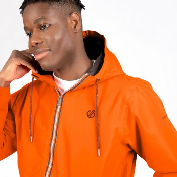 Dare 2b Men's Occupy Lightweight Jacket - Rusty Orange