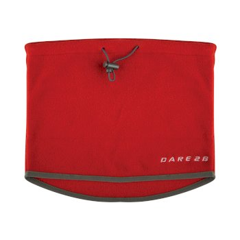 Dare2b The Chief III Neck Warmer Code Red