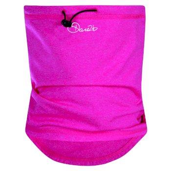 Dare2b Women's Core Stretch III Neck Warmer Cyber Pink