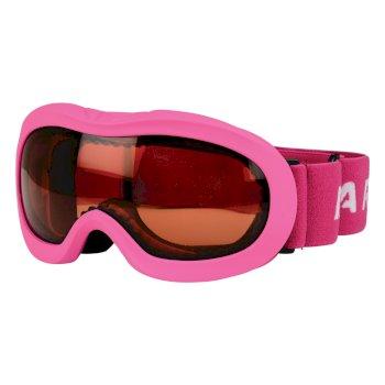 Dare 2B Velose Junior Ski Goggles Cyber Pink