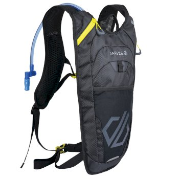 Dare 2b Vite II 2L Hydro Pack - Black Fluro Yellow