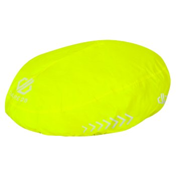 Dare2b Dight Helmet Cover Fluro Yellow