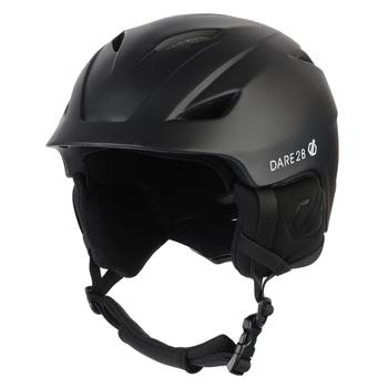 Glaciate Helm für Erwachsene Schwarz