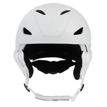 Glaciate Helm für Erwachsene Weiß