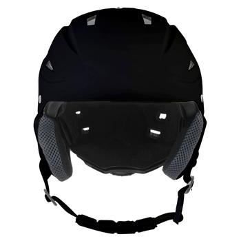 Cohere Helm für Erwachsene Schwarz
