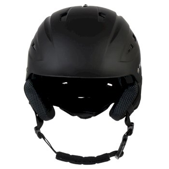 Cohere - Kinder Skihelm Black