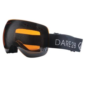Liberta II Skibrille für Erwachsene Schwarz