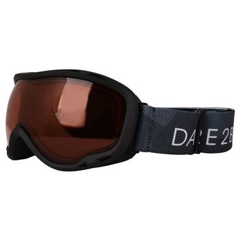 Velose II Skibrille für Erwachsene Schwarz