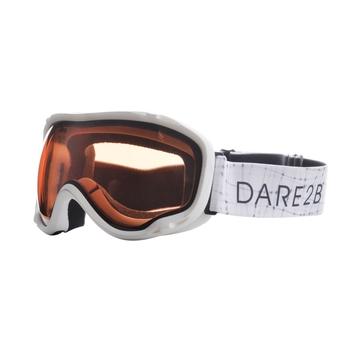 Velose II Skibrille für Erwachsene Weiß
