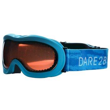 Velose II Skibrille für Kinder Atlantikblau