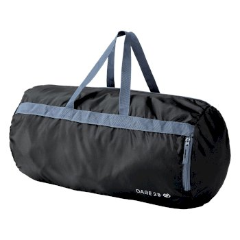 30L Packable Holdall Schwarz