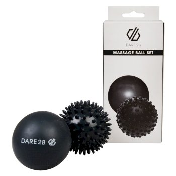 Duo Massage Balls Grau