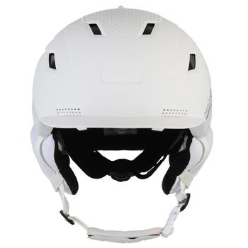 Lega Helm für Erwachsene Weiß